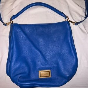 Marc Jacobs Blue Handbag